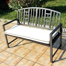 steel outdoor benches enchanting steel patio furniture patio