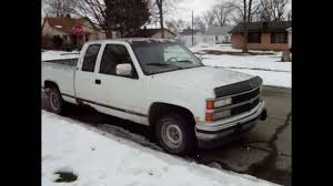 Got This 1991 Chevy Extended Cab Pick Up For Cheap, Here's Before I ... 1991 Chevy Silverado Automatic New Transmission New Air Cditioning Chevrolet S10 Pickup T156 Indy 2017 Truck Dstone7y Flickr With Ls2 Engine Youtube K1500 Fix Steve K Lmc Life Timmy The Truck Safety Stance Gmc Sierra 881992 Instrument Front Winch Bumper Fits Chevygmc K5 Blazer Trucks 731991 Burnout