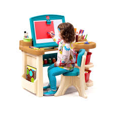 Step2 Art Master Desk With Chair by Furniture Kids Art Table Kids Art Table And Chair Sets U201a Kids Art