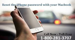 Call 1 800 608 5461 Reset iPhone Password With Your Macbook