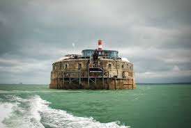 100 Spitbank Fort Hotel In Portsmouth Thousand Wonders