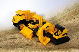 Cat Tough Tracks Dump Truck Toy State, Tough Trucks | Trucks ...