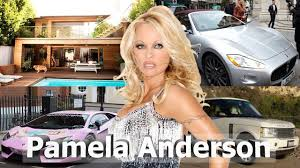 100 Pam Anderson House Ela Biography Net Worth Cars Family
