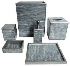 Gray Chevron Bathroom Decor by Gray Chevron Bathroom Set Modest Accessories Grey Sets U2013 Buildmuscle