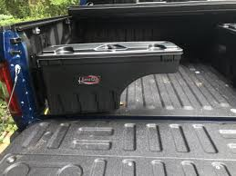 UnderCover F-150 Swing Case Storage System - Driver Side SC203D (15 ... How To Install Undcover Swing Case Truck Bed Tool Box Youtube Undcover Passenger Side Fits 52019 Ford F150 Ebay Toolbox Nissan Titan With Utili Track Without Swingcase Storage Boxes Over Wheel Well Truck Tool Box Tacoma World Sc203d Fresh Toolbox Realtruck Drivers Side Ranger Mk56 12 On Truxedo Tonneaumate For Trucks