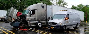 100 Semi Truck Road Service Trailer Repair Side