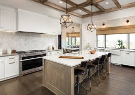Kitchen Island With Cooktop And Seating Guidlines For Kitchen Island Functionality Remodeling