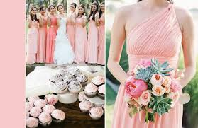 16 Most Trendy Colors For Spring Wedding In 2016