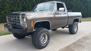 1979 Chevrolet C/K Truck Scottsdale For Sale Near York, South ...