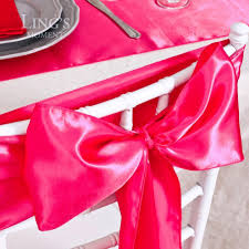 Wholesale 15 X 275cm Fuchsia Satin Chair Cover Sash Bows For Wedding ... Free Shipping 50pcs Lot Wedding Decoration Chair Cover Sashes Secohand Chairs And Tables Covers Whosale Indoor Simple Paper For Rent Spandex Navy Blue At Bridal 10 Pack Satin Gold Your Inc 2019 Two Sample Birthday Party Banquet And Pictures To Pin On Universal With Sash Discount Amazoncom Balsacircle Eggplant New Bows 15 X 275cm Fuchsia Black Polyester Bow Ties Cheap Stretch Folding White