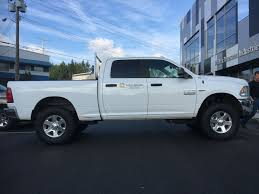 2016 Ram 2500 With 2