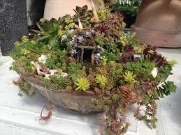 Diy Miniature Garden Furniture