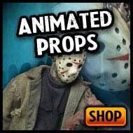 Homemade Animatronic Halloween Props by Halloween Props U0026 Decorations Halloween Fx Props