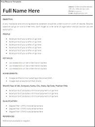 Resume Sample For It Jobs The Best Examples Formats Samples