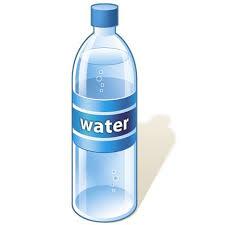 Clip Art Water Bottle