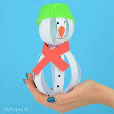 Winter Crafts For Kids To Make Easy Fun Art And