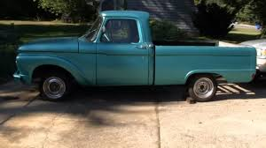 100 F100 Ford Truck FORD TRUCK PROJECT Part 21