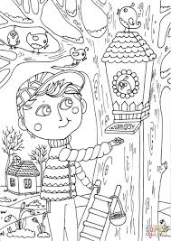 Click The Peter Boy In March Coloring Pages To View Printable