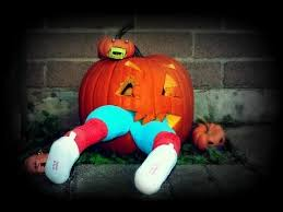 Sick Pumpkin Carving Ideas by Pill Popping Pumpkins Yummeyou