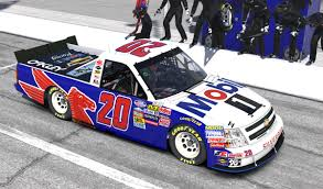 MOBIL 1 OAKLEY Chevrolet Silverado Throwback By Corey H. - Trading ... Iracing Una Combacin Fun Con Mucha Limpieza Nascar Truck Chevrolet Silverado V10r Esport 2018 By Geoffrey Collignon The Busch Grand National Geek Focusing On The Kyle Miccosukee Bradley P Wilson Trading Paints 2013 Ford F150 Fx4 Ecoboost Announced As Pace Seekonk Speedway Blue Yeti Microphone Chevy Silverado Dallas Myhand Champ James Buescher Wants A Win At Daytona Youtube Icee Trk Desktop Jerome Stovall 2012 Camping World Series Wikipedia Tremor To Race Motor Review Martinsville Virginia Usa 26th Oct October 26 Stock
