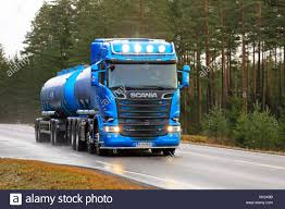 SALO, FINLAND - NOVEMBER 24, 2017: Blue Scania R580 Tank Truck For ... Rail Bulk Distribution Pdi Efficient Truck Loading System The New Bulkup By Schrage Conveying Salo Finland May 25 2013 A Scania 620 Transport Truck In Hj Van Bentum Bv Transport Company Bulk Powder Tanker Trailer And Withofs Mailing Jacobs Logistics Hey Whats On That Idenfication Of Hazardous Materials Hensley Feed Trailers Habys Powder Transportation Transloading Solliquidsflammables Barberton Oh Dry Air Filtration Solutions Centri Precleaners