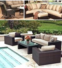 Outdoor Wicker Patio Furniture Clearance Sets For Prepare 8