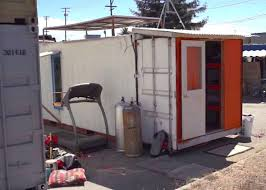 100 Shipping Containers San Francisco Housing Prices Are So High That Some People Are