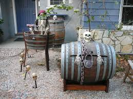 Halloween Coffin Prop by Halloween Barrel Props
