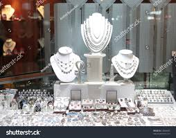 Jewelry Store Show Window