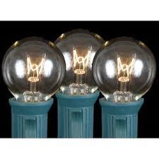 sival xsc25g12e set of 25 sival globe light string 25