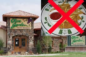 Olive Garden Takes Fries and Milkshakes f the Kids Menu Eater