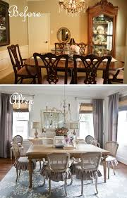 Budget Dining Room Makeover How To Get The Soft Look