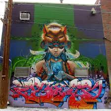 Deep Ellum 42 Murals by I Love Detroit Michigan Denver Graffiti U0026 Street Art December