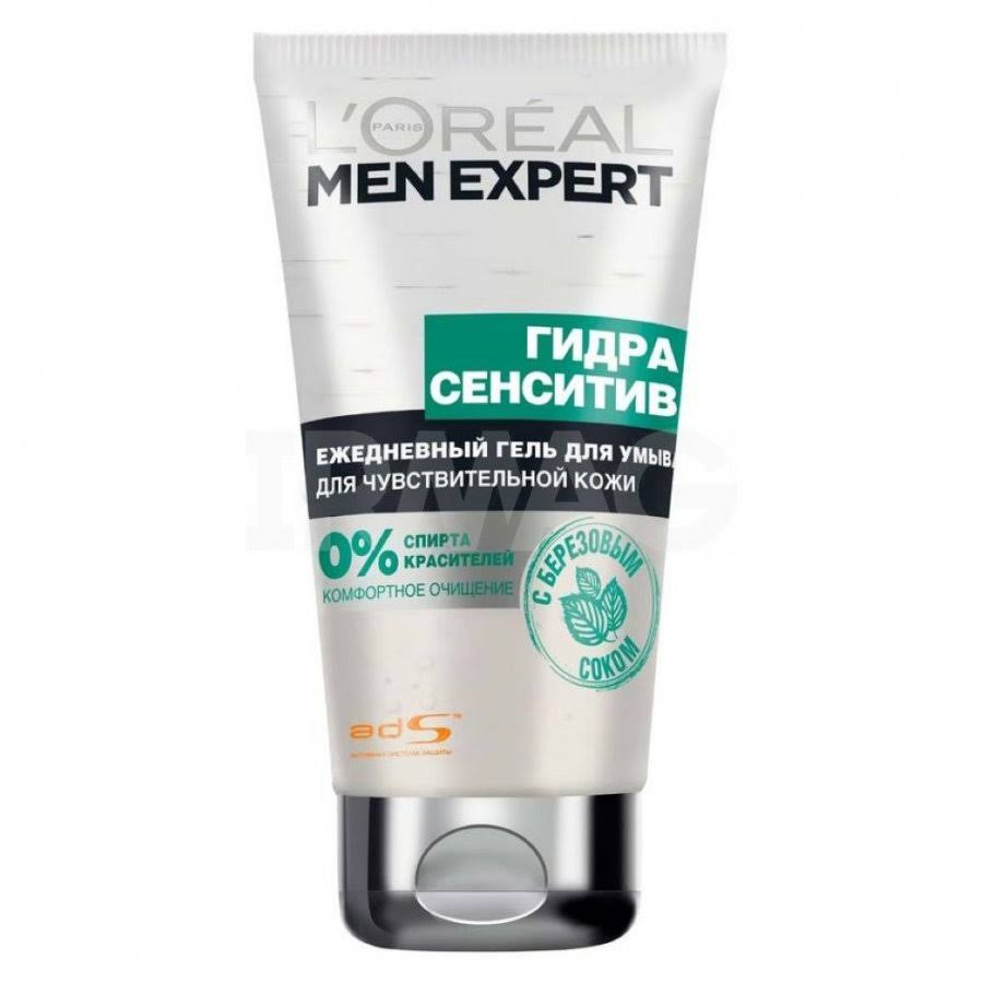 L'Oreal Men Expert Hydra Sensitive Soothing Daily Face Wash - 100ml