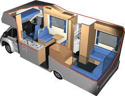 Capacity 628 Kg Peugeot Boxer 2 2 Diesel Motorhome Floor Plans L
