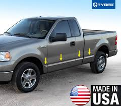 Generic Body Side Molding Trim Ford 04-08 F150 Reg Cab Short Bed ... 42008 Ford F150 Riveted Fender Flares By Rough Country Youtube Pocket Style Flare Set Of 4 Oe Matte Black 20934 Bushwacker 2092702 Max Coverage Pocketstyle 02014 Raptor Svt Bushwacker 19992007 F350 Front And Generic Body Side Molding Trim 0408 Reg Cab Short Bed 52017 Oestyle 2093702 Ranger Mki Set 0914 Raptorstyle Extafender Rear Stampede 84142 Ruff Riderz Smooth Pc