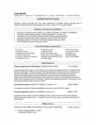 Cosy Resume Sample For Bsc Nursing On Army Nurse Cover Letter Earthquake