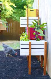 Lovely Rainbow Vertical Garden DIY - The Paper Mama Dons Tips Vertical Gardens Burkes Backyard Depiction Of Best Indoor Plant From Home And Garden Diyvertical Gardening Ideas Herb Planter The Green Head Vertical Gardening Auntie Dogmas Spot Plants Apartment Therapy Rainforest Make A Cheap Suet Cedar Discovery Ezgro Hydroponic Container Kits Inhabitat Design Innovation Amazoncom Vegetable Tower Outdoor