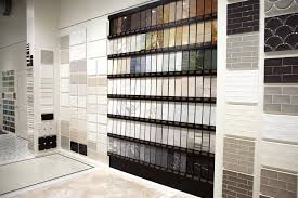 marble tile display with abecks ceramic tiles at the sides yelp