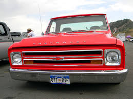 Bob Burnham's '68 Chevy C-10 Cherry In More Than Color - Street Muscle