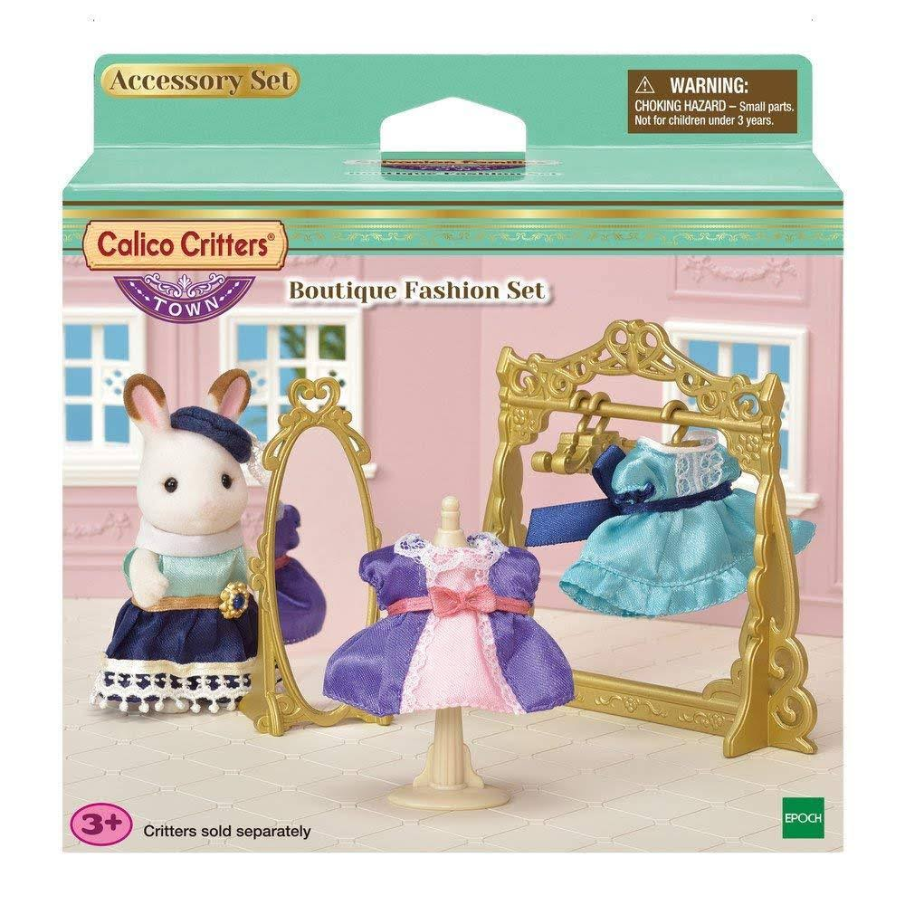 Calico Critters Town Boutique Fashion Set