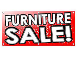 Image Is Loading Furniture Sale Red With Dots Business Store Sign