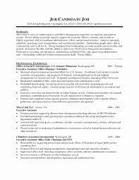 Sample Resume Hr Assistant Fresh Graduate Valid For Human Resource Best