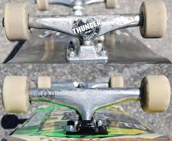 100 Thunder Trucks Yes The New 149II Is Different Better Ripped Laces