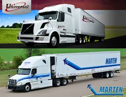 Marten Transport And Universal Truckload Carriers Focus On Driver ... Home Universal Towing Tow Truck Roadside Assistance Driving School Upland Trucking Schools Guerra Truck Center Heavy Duty Repair Shop San Antonio Trailer Transport Express Freight Logistic Diesel Mack Pickup Rear Window Protector Cage Drivers Wanted Rise In Freight Drives Trucker Demand Minnecon Park Flash Kit On Semi Wwwwickedwarningscom Youtube Companies Australia Auckland Logistics Solutions Competitors Revenue And Employees Road Transport Impex Trans Am Can Ltd