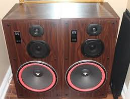 cerwin vega vs150 3 way floor speaker 15 woofers ebay