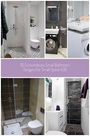 tiny bathroom 115 extraordinary small bathroom designs for