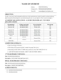 Interview Resume Sample Questions Format