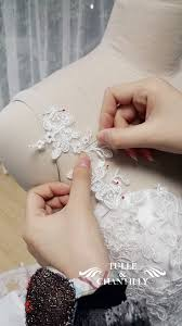 Design Your Own Wedding Dress} Delicate Customized Mermaid Long