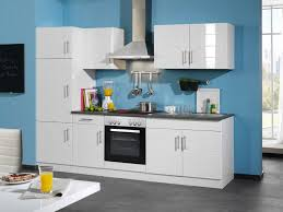 held küchenzeile nevada b 270 cm mit elektrogeräten aus mdf 28 mm arbeitsplatte